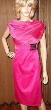 Mona by Monika Natora Pink  dress size 42 new