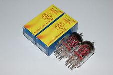 Ecc83mg – 1 paire sélectionnés JJ tubes-tube-valve matched (= 12ax7-b759-cv4004)