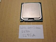 Procesador Intel Core 2 Duo E6300 Socket 775 SL95A 1,86 GHz
