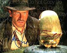 Raiders of the Lost Ark Indiana Jones signed 8X10 photo picture autograph RP 4