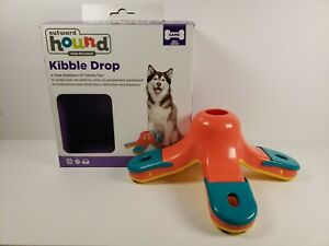 OUTWARD HOUND Kibble Drop DOG TOY Game (6+ Months)