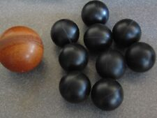 9 New Skee Ball Mini 2 inch Balls For The 6 foot Skeeball Games. Hard Rubber