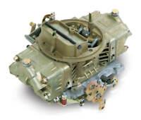 Holley 0-4779C 750 CFM Double Pumper Carburetor Manual Choke Mech. Secondaries