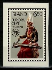 Photo Color Essay, Iceland Sc606 Europa, Music Year, Langspil.