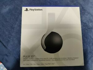 Sony Playstation 5 Pulse 3D - Cuffie Wireless con Microfono - NUOVO