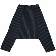 COMME des GARCONS Dropped Crotch Pants Size S(K-79598)