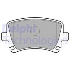 DELPHI LP1824 Bremsbelagsatz, Scheibenbremse für AUDI SEAT SKODA VW
