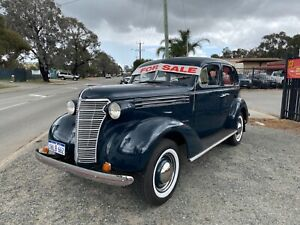 1938 Chevrolet sedan drives well just rego in WA hot rod low rider