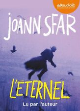 L'éternel - Joann Sfar   Livre audio (neuf)