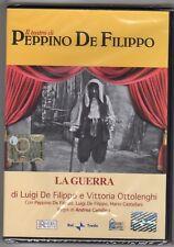 dvd IL TEATRO DI PEPPINO DE FILIPPO HOBBY & WORK La guerra