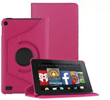 "FUNDA CARCASA GIRATORIA 360º TABLET AMAZON KINDLE FIRE 7"" - ROSA"