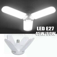 1X(le Plafonnier DéFormable D'Ampoule de Garage de LED Allume la Lampe D'At M6Z9