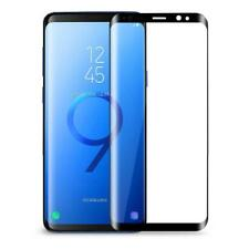 Samsung Galaxy S9 Screen Protector Tempered Glass Full Curved Case Friendly 5D
