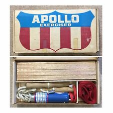 Vintage NASA Apollo Exerciser 1-600 lb Isokenetic Strength Resistance Trainer