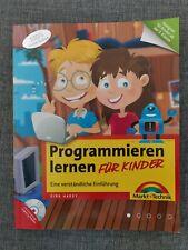 Programmieren lernen für Kinder | Buch mit CD