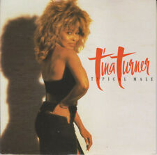 """Tina Turner - Typical Male (7"""", Single) (S168)"""