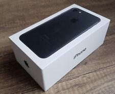 Apple iPhone 7, 32GB Black Box Empty