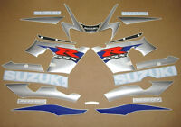 GSXR 1000 2002 full decals stickers graphics kit set k2 adhesives adhesivos logo