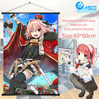 Fate//Apocrypha Astolfo Wall Scroll Poster free shipping(23.6 /'/' 31.5 /'/')
