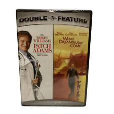 Patch Adams & What Dreams May Come [New Dvd] Widescreen Robin Williams