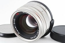 [Excellent] Carl Zeiss Contax G 45mm f/2 Planar T* G1 G2 From Japan (A651)