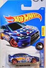 HOT WHEELS 2016 HW RACE TEAM 2008 LANCER EVOLUTION #6/10