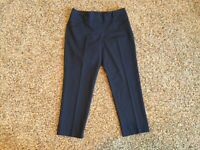 NEW NWT The Limited Cassidy Fit Ankle Pants Straight Leg sz 2 Petite