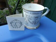 2011 Prince William & Catherine Wedding China MUG from the Royal Collection