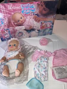 Vintage Playmates 1994 Water Babies Doll 5 th Anniversary  # 1205
