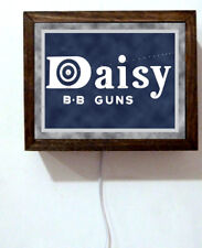 New Daisy Airgun Red Ryder BB Guns Museum Sales Advertising Light Lighted Sign