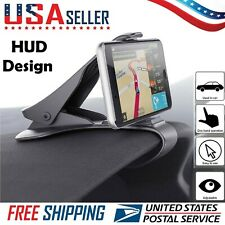 Universal Car HUD Dashboard Mount Holder Stand Bracket Mobile Cell Phone GPS US