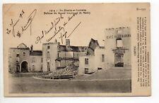 CREVIC Meurthe et moselle CPA 54 guerre  village incendié en aout 1914