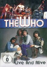 The Who : Live and Alive (DVD)