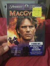 MacGyver - The Complete Final Season Dvd New Factory Sealed Free Shipping