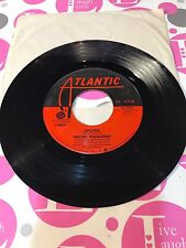 Michel Polnareff ~ Lipstick Part I and II~ATLANTIC 45 RPM ~ 1976-SOUL/DISCO/FUNK