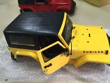 Yellow Hard Plastic 1:10 Body Shell for RC Model Climbing Car scx10 d90 RC4WD