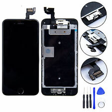 """Black Full LCD Screen Display 3D Touch Digitizer For iPhone 6S Plus 5.5"""" + TOOLS"""
