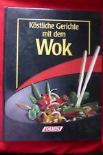 Köstliche Gerichte mit dem Wok, Peter Nikolay, neuwertiges Buch
