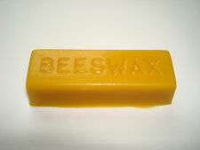 Beeswax Block 100 Pure Organic Natural 30g Cosmetic Grade
