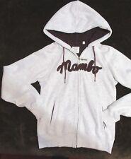 Little Girls Mambo Hooded Top Light Grey Size 8