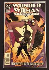 Wonder Woman #145 Comic Book Adam Hughes Cover Dc 1999 Vf-Nm Beautiful!