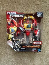 Transformers FOC Blaster Voyager Fall of Cybertron Generations CHEAP Intl Ship