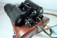 Old Vintage CARL ZEISS JENA JENOPTEM 10x50W Binoculars. Please Read