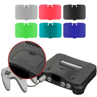 Top NINTENDO 64 N64 Jumper Pak Memory Expansion Cover Door Replacement Parts Lid