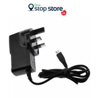 UK MAINS MICRO USB WALL PLUG CHARGER LEAD FOR SAMSUNG GALAXY NOTE 4 3 2 1 / EDGE