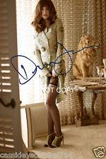 "Dakota Johnson Fifty Shades of Grey sexy 8x12"" reprint signed photo #2 RP"