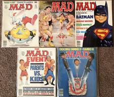 Lot Of 15 Mad Magazines