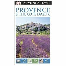 DK Eyewitness Travel Guide: Provence & The Cote d'Azur-ExLibrary