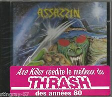 ASSASSIN: INTERSTELLAR EXPERIENCE RARE AXE KILLER CD NEW KREATOR SODOM