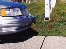 Driveway Alarm Detects Cars Trucks and Tractors